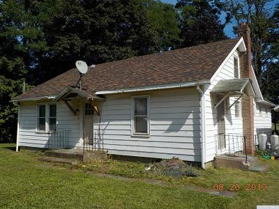 Ashland Single Family Home For Sale: 12225 Route 23