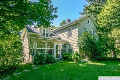Canaan Single Family Home For Sale: 62 Old Queechy Road