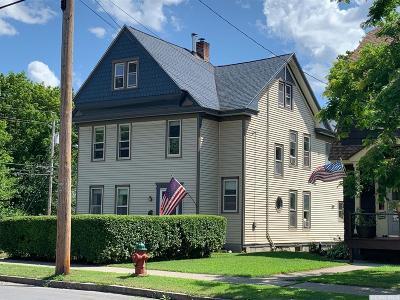 Chatham Single Family Home For Sale: 72 Kinderhook Street
