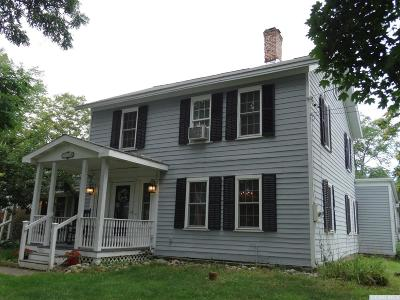 Greene County Single Family Home For Sale: 5004 State Route 81