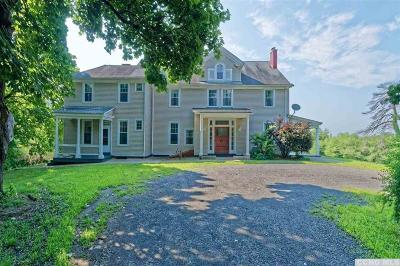 Rensselaer County Single Family Home For Sale: 45 Olcott Lane