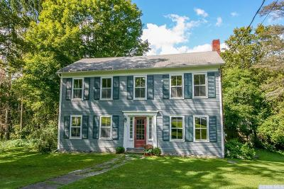 Canaan Single Family Home For Sale: 17 Old Queechy Road