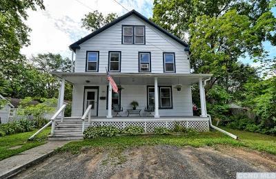 Greene County Single Family Home For Sale: 168 Broome Street