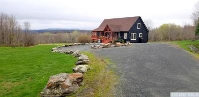 Greene County Single Family Home For Sale: 17 Blodgett Road