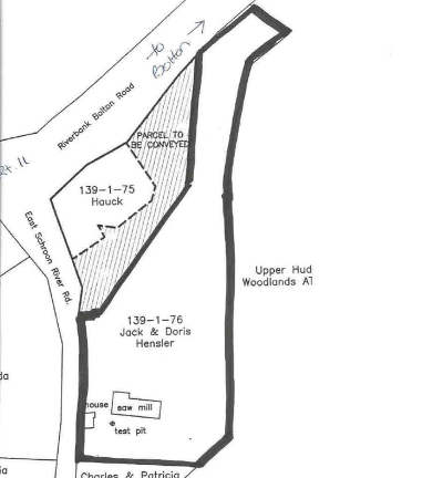 Residential Lots & Land Sold: 1836 E Schroon River Road