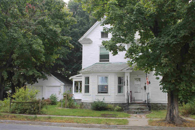 Single Family Home Sold: 14 Orville Street
