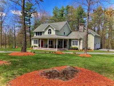 Queensbury Single Family Home For Sale: 15 Hickory Hollow