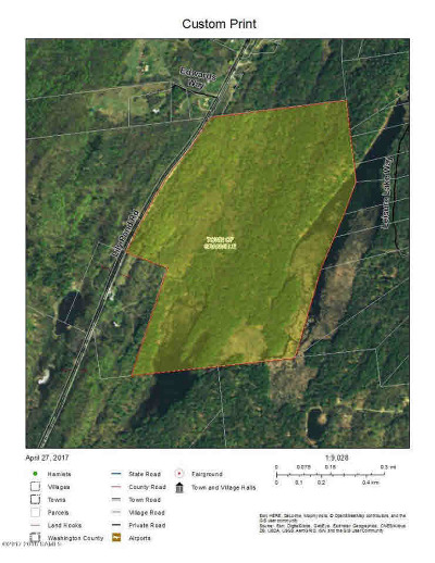Washington County Residential Lots & Land For Sale: Lily Pond Rd