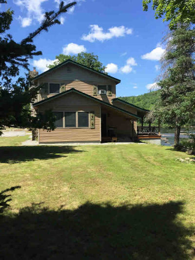 Johnsburg Single Family Home For Sale: 3996 State Route 28