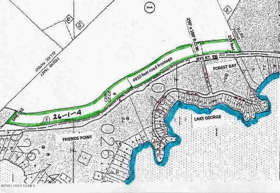 Hague Residential Lots & Land For Sale: Lakeshore Dr