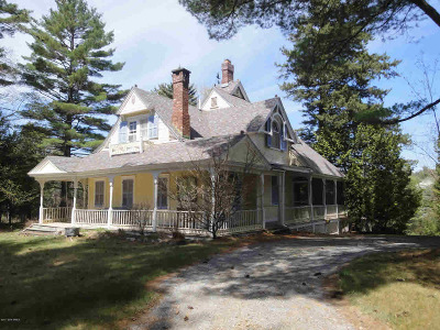 Schroon Single Family Home For Sale: 331 Route 74