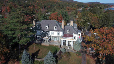 Lake George Single Family Home For Sale: Green Harbour La