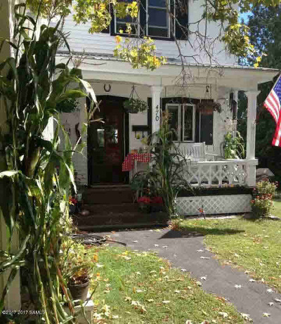 Bolton Single Family Home For Sale: 470 Coolidge Hill Rd