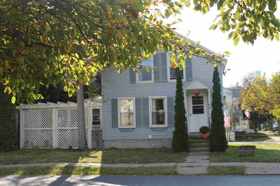 Single Family Home Sold: 56 Crandall St.
