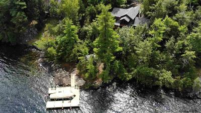 Lake George Single Family Home For Sale: 15 Cliff Hollow (Pvt)