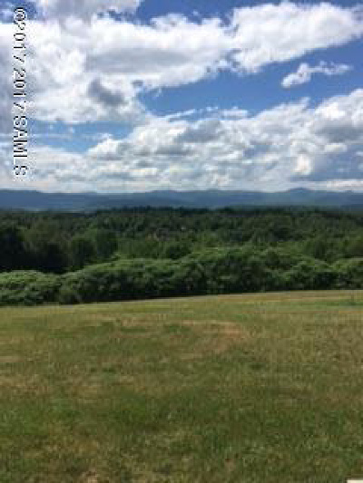 Washington County Residential Lots & Land For Sale: County Route 21