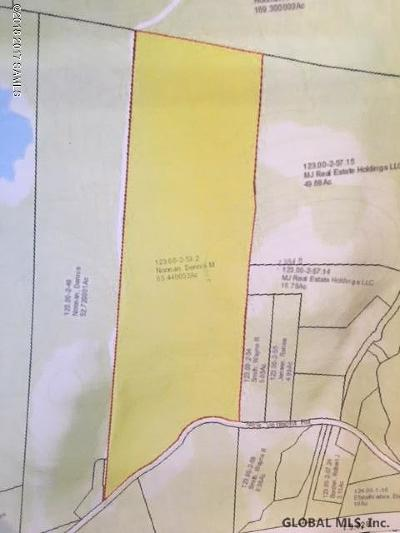 Bolton Residential Lots & Land For Sale: 467 New Vermont Rd