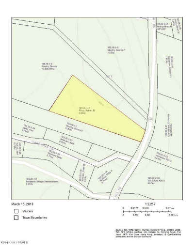 Bolton Residential Lots & Land For Sale: Coolidge Hill Road