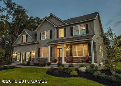 Clifton Park Single Family Home For Sale: 6 Heritage Pointe Drive