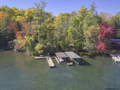 Queensbury, Fort Ann Single Family Home For Sale: 3602 Echo Bay Ln