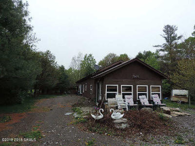 Ticonderoga Single Family Home For Sale: 529 Putts Pond Road