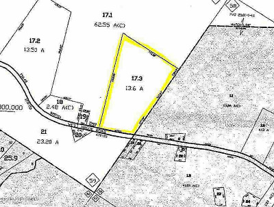 Residential Lots & Land For Sale: L-17.3 West Hague Rd