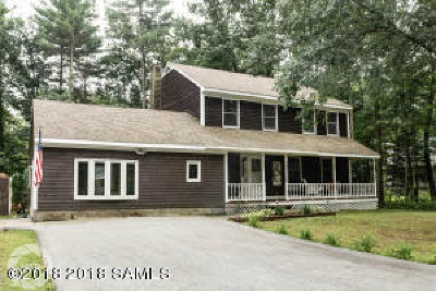 Albany County, Saratoga County, Schenectady County, Warren County, Washington County Single Family Home For Sale: 7 Bardin Rd
