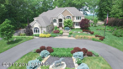 Saratoga Springs Single Family Home For Sale: 9 Winding Brook Drive