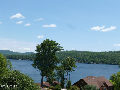 Lake George, Bolton Single Family Home For Sale: 3210 Lake Shore Drive #Unit 38