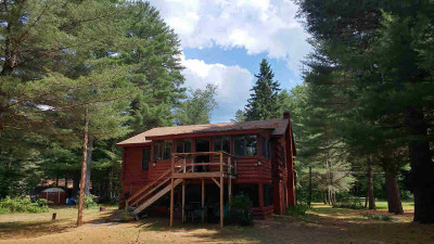 Albany County, Saratoga County, Schenectady County, Warren County, Washington County Single Family Home For Sale: 27 Schroon River Forest