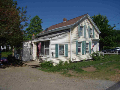 Albany County, Saratoga County, Schenectady County, Warren County, Washington County Single Family Home For Sale: 11 Wing Street-Street Street