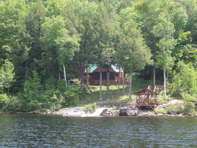 Schroon Single Family Home For Sale: 281 Boat Access Only