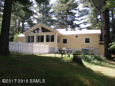 Warren County Single Family Home For Sale: 13 Schroon River Forest