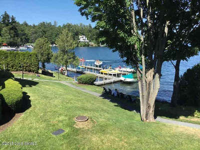 Lake George, Bolton Single Family Home For Sale: 3014 Lake Shore Drive #1A