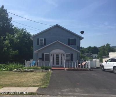 Ticonderoga Single Family Home For Sale: 26 Saint Clair Street