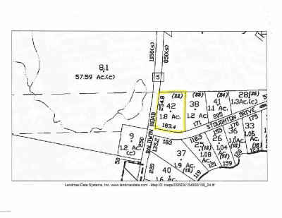 Ticonderoga Residential Lots & Land For Sale: Stoughton Drive