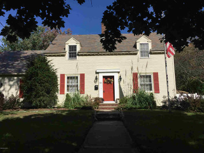 Glen Single Family Home For Sale: 581 Glen-Street Street