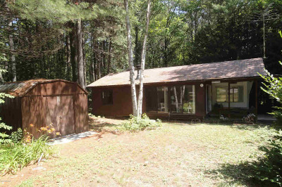 Schroon Single Family Home For Sale: 15 First Trail