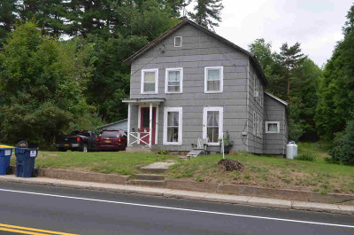 Albany County, Saratoga County, Schenectady County, Warren County, Washington County Single Family Home For Sale: 3473 State Route 8