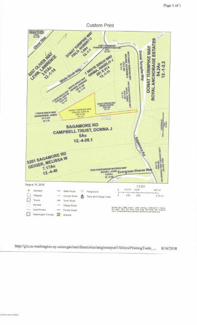 Residential Lots & Land For Sale: Sagamore Rd