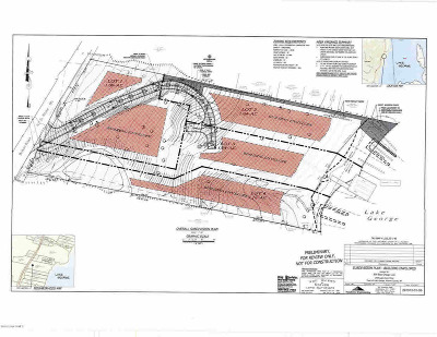 Lake George Residential Lots & Land For Sale: 3458 Lake Shore Dr