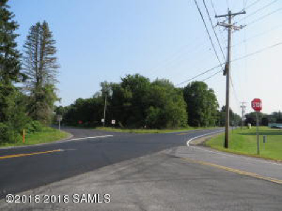 Saratoga Springs Residential Lots & Land For Sale: Route 50