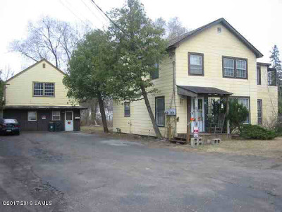 Queensbury, Fort Ann Multi Family Home For Sale: 90 Main Street
