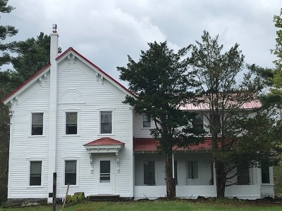 Horicon Single Family Home For Sale: 8 Hayesburg Rd