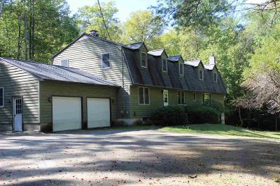 Johnsburg Single Family Home For Sale: 1379 River Road