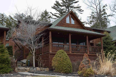 Lake George, Bolton Single Family Home For Sale: 3210 Lake Shore Drive #22