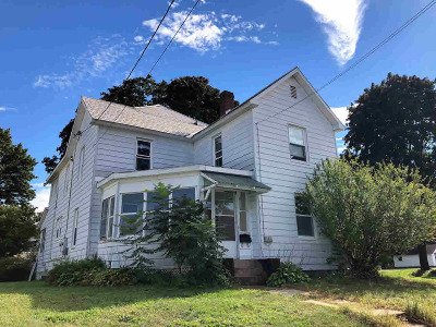 Multi Family Home For Sale: 333 Center Street