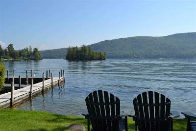 Lake George, Bolton Single Family Home For Sale: 3014 Lake Shore Drive #3C