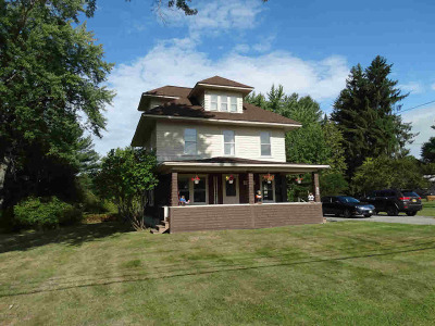 Schroon Single Family Home For Sale: 963 State Route 9