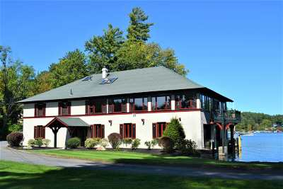 Albany County, Saratoga County, Schenectady County, Warren County, Washington County Single Family Home For Sale: 11 Cramer Point-Road Road